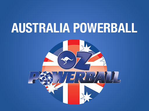 Powerball date in Australia